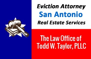Eviction San Antonio